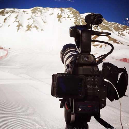Matériel Gomera Production : Canon C100