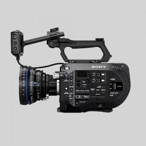 Matériel Gomera Production : Sony FS7