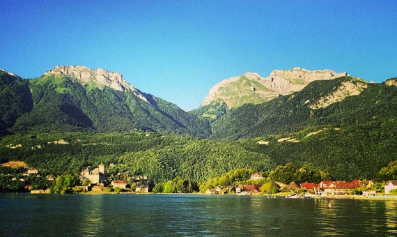 Annecy Lac & Montagnes