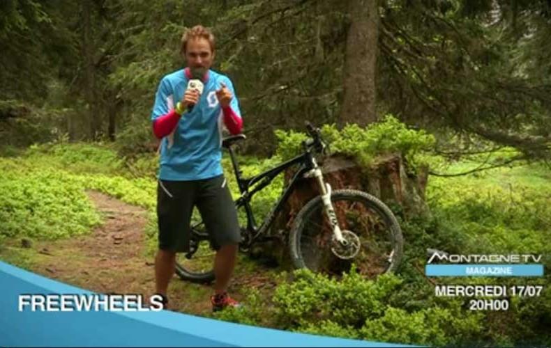 Free Wheels, sur Montagne TV