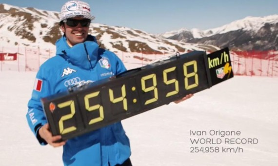 Speed Masters de Vars 2016 : record du monde !