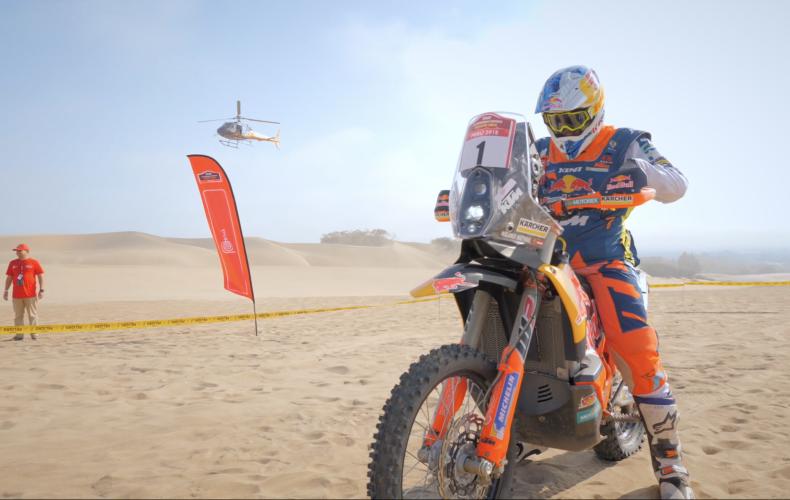 Dakar Series : Pérou, Maroc