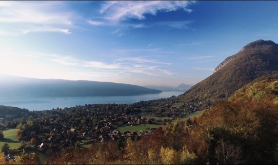 Annecy Mountain
